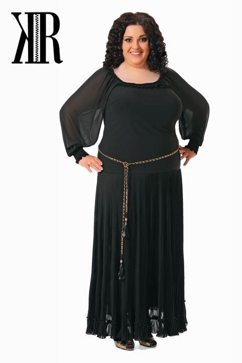 Kr одежда больших размеров