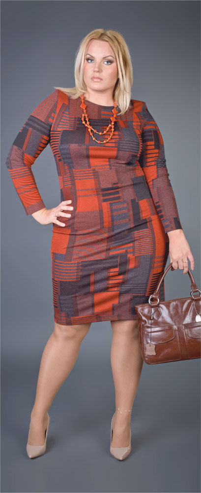 Ledi Sharm Plus Size Dresses, Fall-Winter 2012-2013