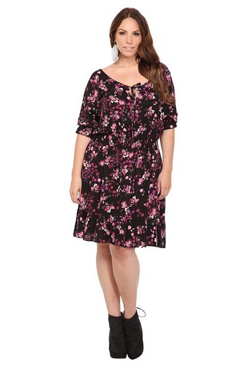 Plus Size Collection Torrid. Autumn-winter 2012