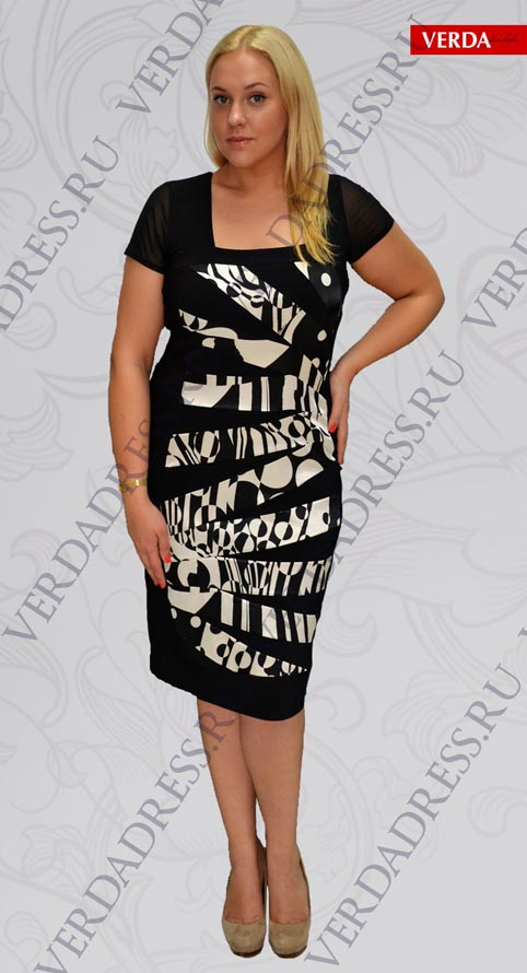 VERDA Plus Size Dresses, Fall-Winter 2012-2013