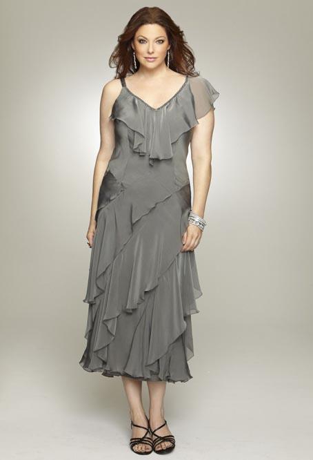 самые стильные платья