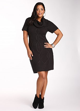 Ashley Stewart Plus Size Collection, Fall-Winter 2011-2012