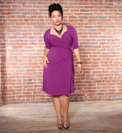 Kiyonna Plus Size Dresses, 2012