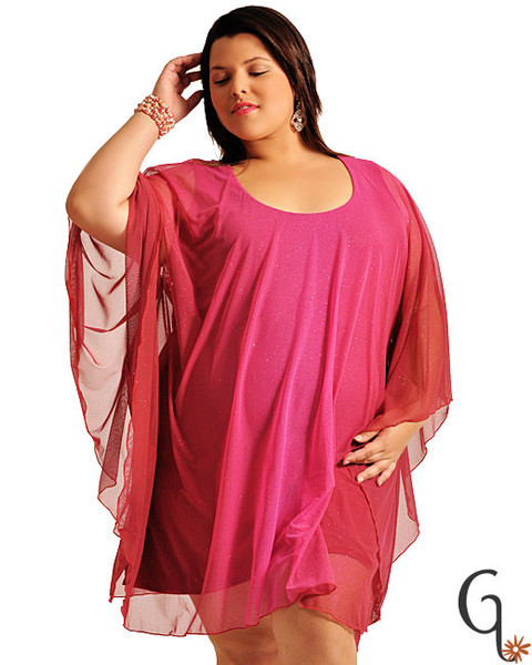 GLY Plus Size Dresses, Summer 2012