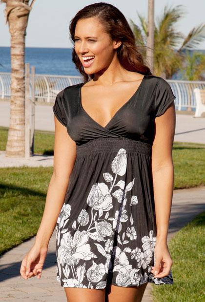 Пляжная Одежда Для Полных Девушек