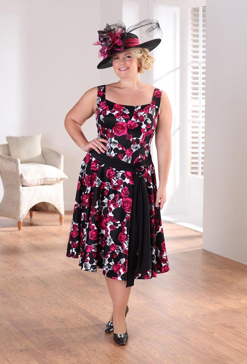 English Сatalog Plus Size Florentyna Dawn. Summer 2012