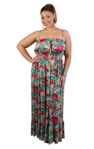 Deb Plus Size Dresses, Summer 2012