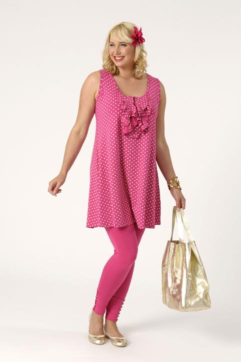 Netherlands Сatalog Plus Size Yoek. Summer 2012