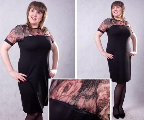 маркиза-одежда большого размера