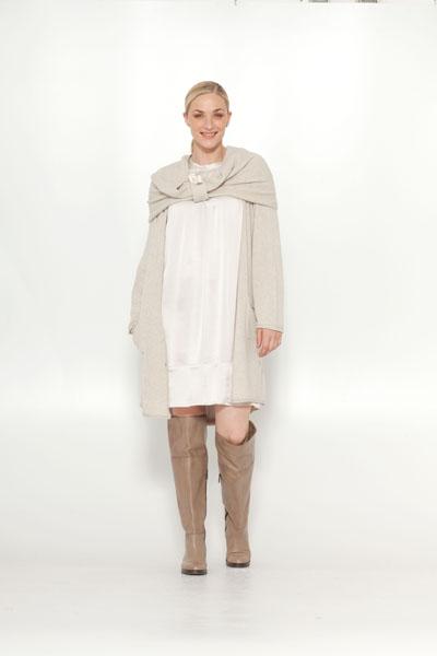 Каталог одежды для полных модниц Marina Rinaldi. Осень-зима 2011/2012