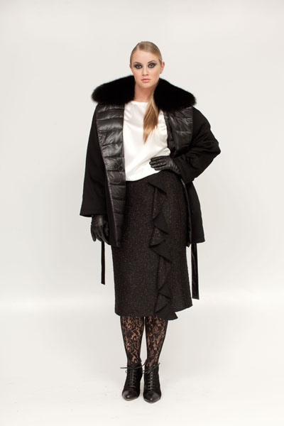 Marina Rinaldi. Autumn-winter 2011/2012