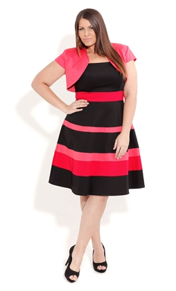 City Chic Plus Size Dresses, Spring-Summer 2012