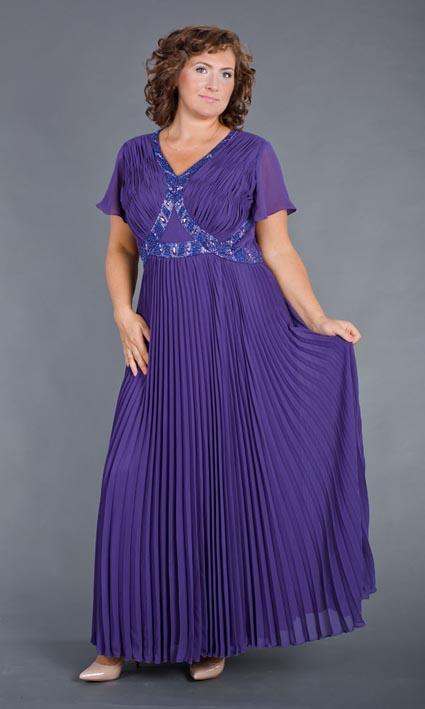 Фото платьев для полных спб