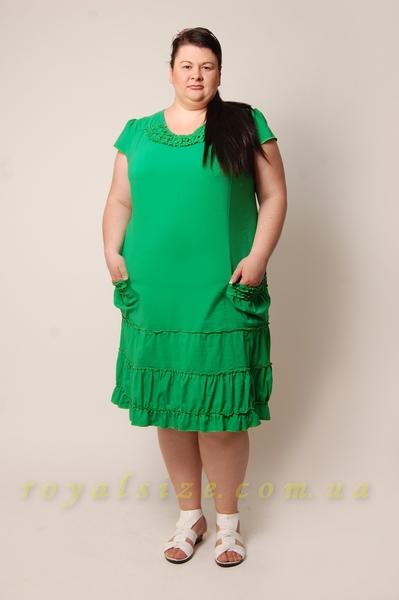 Украинский каталог одежды для полных