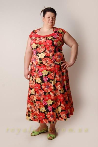 Китайская Женская Одежда Больших Размеров