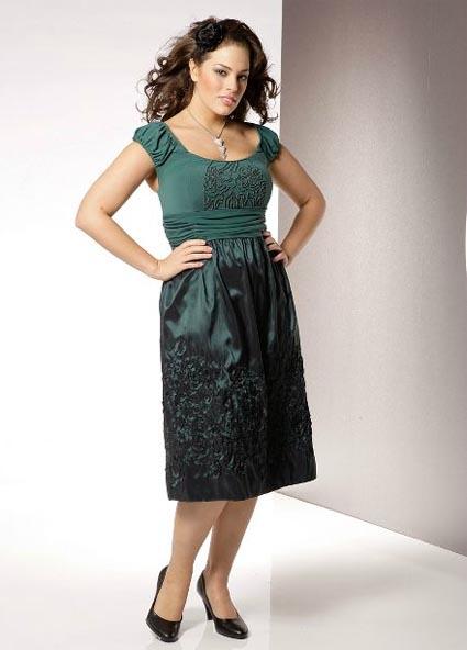 Интересные модели платьев curvissa лета