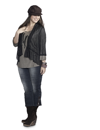 Каталог одежды больших размеров Sempre piu