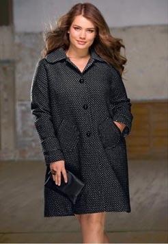 Фасоны зимних пальто для женщин