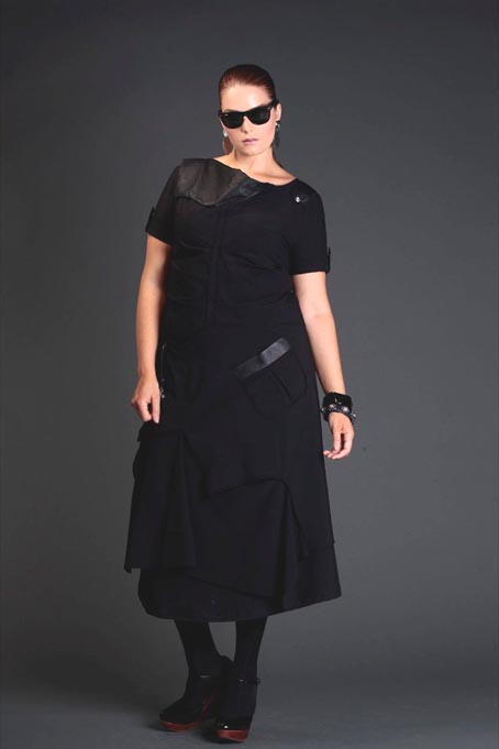 Gemko Plus Size Dresses, Winter 2012